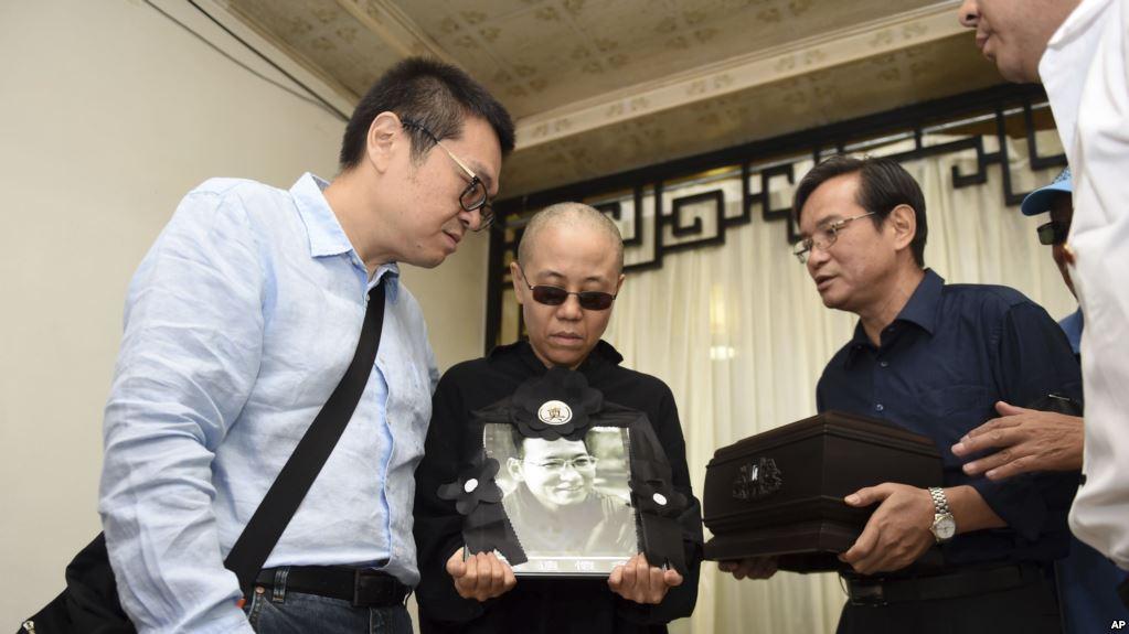 美國筆會呼籲近平釋放劉霞